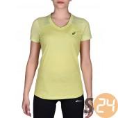 Asics fuzexv-neck ss top Running t shirt 129975-0423