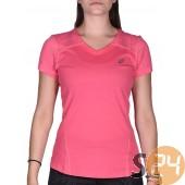 Asics fuzex v-neck ss top Running t shirt 129975-0656