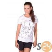 LecoqSportif fantaisie galise tee ss w optical white Rövid ujjú t shirt 1420315