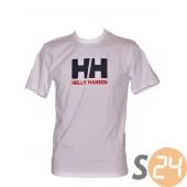 Helly Hansen hh logo ss tee Rövid ujjú t shirt 50589-0001
