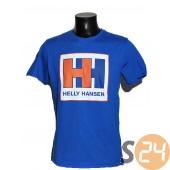 Helly Hansen heritage logo tee Rövid ujjú t shirt 50699-0553