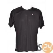 Nike miler ss uv (team) Running t shirt 519698-0010