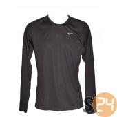 Nike miler ls uv (team) Hosszú ujjú tshirt 519700-0010