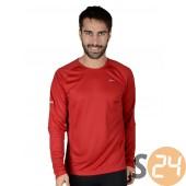 Nike miler ls uv (team) Belebújós pulóver 519700-0688