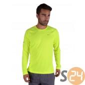 Nike miler ss uv (team) Running t shirt 519700-0702