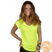 Nike miler ss v-neck top Running t shirt 519831-0702