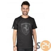 Puma ferrari shield tee Rövid ujjú t shirt 568441-0001