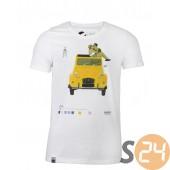 Dorko citroen Rövid ujjú t shirt DW144-0100