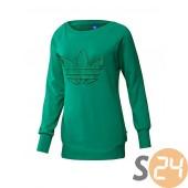 Adidas ORIGINALS eq logo sweater Hosszú_ujjú_pulóver F77868