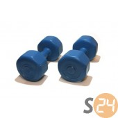 Hatszögletű műanyag kézisúlyzó, 2x1 kg sc-8084
