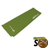 Spokey fatty ii önfelfújó matrac, zöld sc-17647