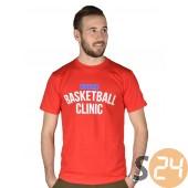 Starter clinic t-shirt Rövid ujjú t shirt ST-T870-0RED