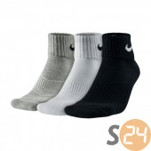Nike Zokni, Sportzokni 3ppk cushion quarter (s,m,l,xl SX4703-901