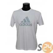 Adidas PERFORMANCE ess logo tee Rövid ujjú t shirt X19257