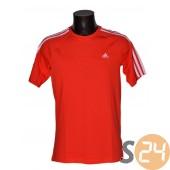 Adidas PERFORMANCE yb ess 3s crew tee Rövid ujjú t shirt Z33596
