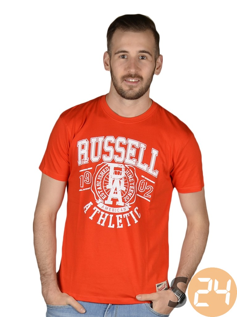 Russel Athletic russell athletic Rövid ujjú t shirt A50161-0429