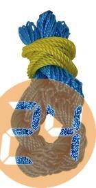 Blue labdatartó háló, 5 db-os sc-21648