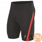 Saucony  R. inferno rövid legging, betétes fekete-piros 80847-BKSTR