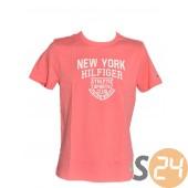 TommyHilfiger bill tee s/s rf Rövid ujjú t shirt 0887827979-0591
