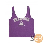 LecoqSportif tank slub training w Top 1210904