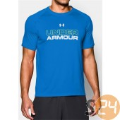 Under armour Póló Core training-wrdmrk graphic 1248598-405
