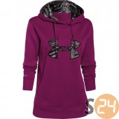 Under armour Pulóver Ua big logo applique hoody 1248640-696