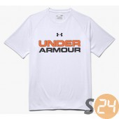 Under armour Póló Core wordmark fill q2 1253639-100