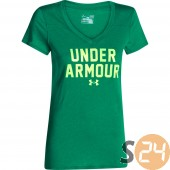 Under armour Póló Ua linear wordmark stadium t 1253834-367