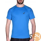 Asics ss asics stripe top Running t shirt 126236-0823