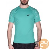 Asics ss asics stripe top Running t shirt 126236-4005