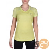 Asics fuzex v-neck ss top Running t shirt 129975-0423