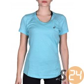 Asics fuzex v-neck ss top Running t shirt 129975-8009