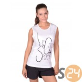 LecoqSportif fantaisie azet tee ss w optical white Rövid ujjú t shirt 1420311