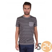 LecoqSportif essentiels all over albaron tee ss m bla Rövid ujjú t shirt 1420433