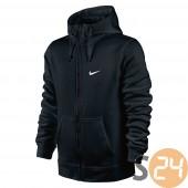 Nike Zip pulóver Small swoosh fz hoody (fiú) 369058-010