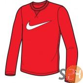 Nike Hosszú ujjú Big swoosh ls tee - fiú 381506-623