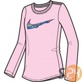 Nike Hosszú ujjú Fancy swoosh ls 424637-665