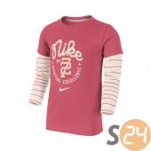 Nike Hosszú ujjú Ls campus top (lk) 506170-612