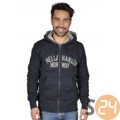 Helly Hansen graphic fz hoodie Végigzippes pulóver 54176-0598