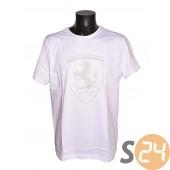 Puma ferrari shield tee Rövid ujjú t shirt 565448-0003