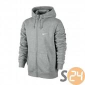 Nike Zip pulóver Nike club fz hoody-swoosh 611456-063