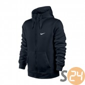 Nike Zip pulóver Nike club fz hoody-swoosh 611456-473