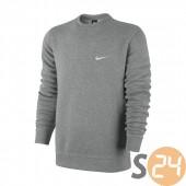 Nike Pulóver Nike club crew-swoosh 611467-063