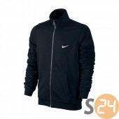 Nike Zip pulóver Nike club track jacket-swoosh 611468-010