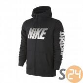Nike Zip pulóver Nike club fz hoody-26 jdi 614768-010