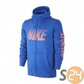 Nike Zip pulóver Nike club fz hoody-26 jdi 614768-480
