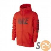 Nike Zip pulóver Nike club fz hoody-26 jdi 614768-600