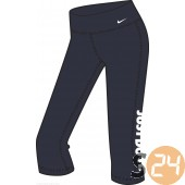 Nike Fitness nadrágok Graphic training capri 14 obsind/white 616444-452