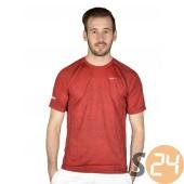 Nike printed miler ss (su15) Running t shirt 644335-0647