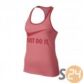 Nike  Nike swoosh just do it. dri-fit cotton racer 703130-654